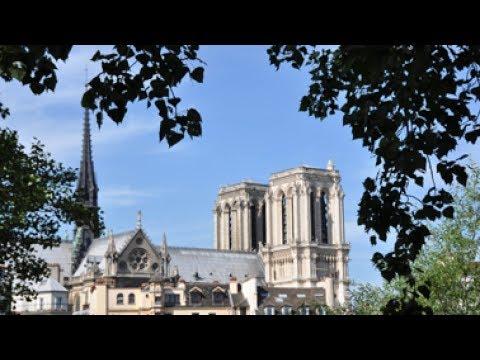 France - Cathédrale Notre-Dame de Paris +850 ans - Un film et musique de Vinh-Thien Quach.