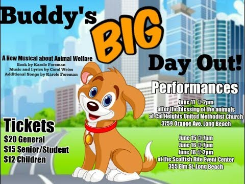 AudienceTestimonial For BUDDY'S BIG DAY OUT! 2017