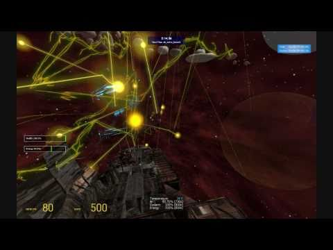 Garry's Mod: Spacebuild Battle Compilation (Diaspora Server)