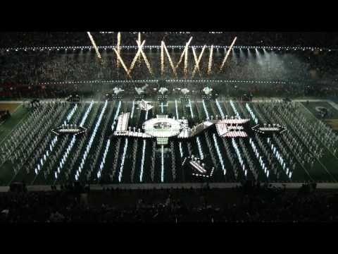 Super Bowl XLV 2011 - Halftime Show - Black Eyed Peas [HD][Full]