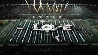 Super Bowl XLV 2011 Halftime Show Black Eyed Peas