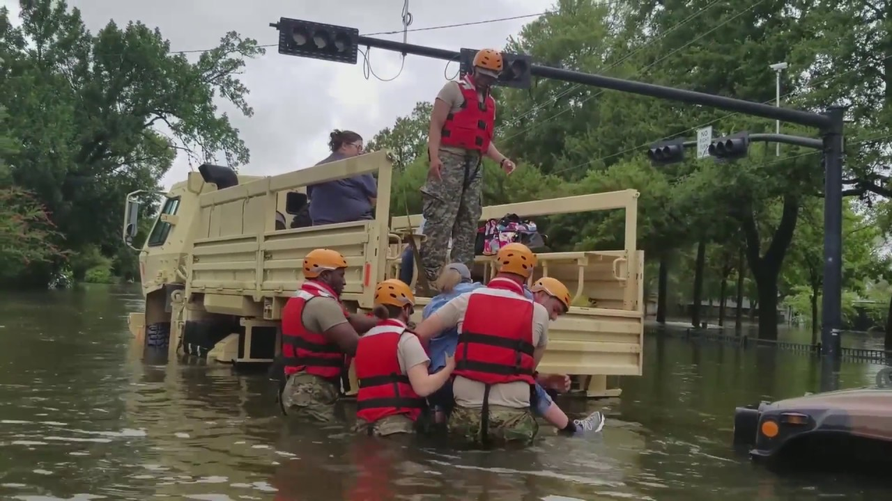 National Military Strategy 2015, Benghazi Today, and ...  |National Guard Water Rescue