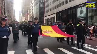 IPA Almería celebra el Día de la Hispanidad en la Quinta Avenida