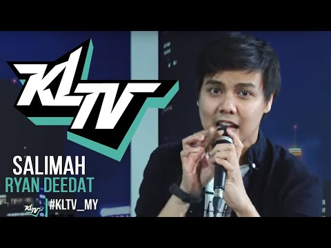 #KLTV_MY Ryan Deedat ft. RVL Band - Salimah (Versi Akustik)