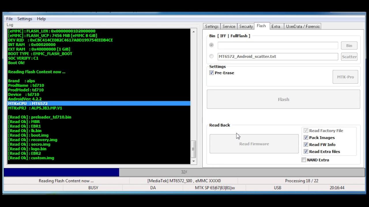 Mt6583 Db File