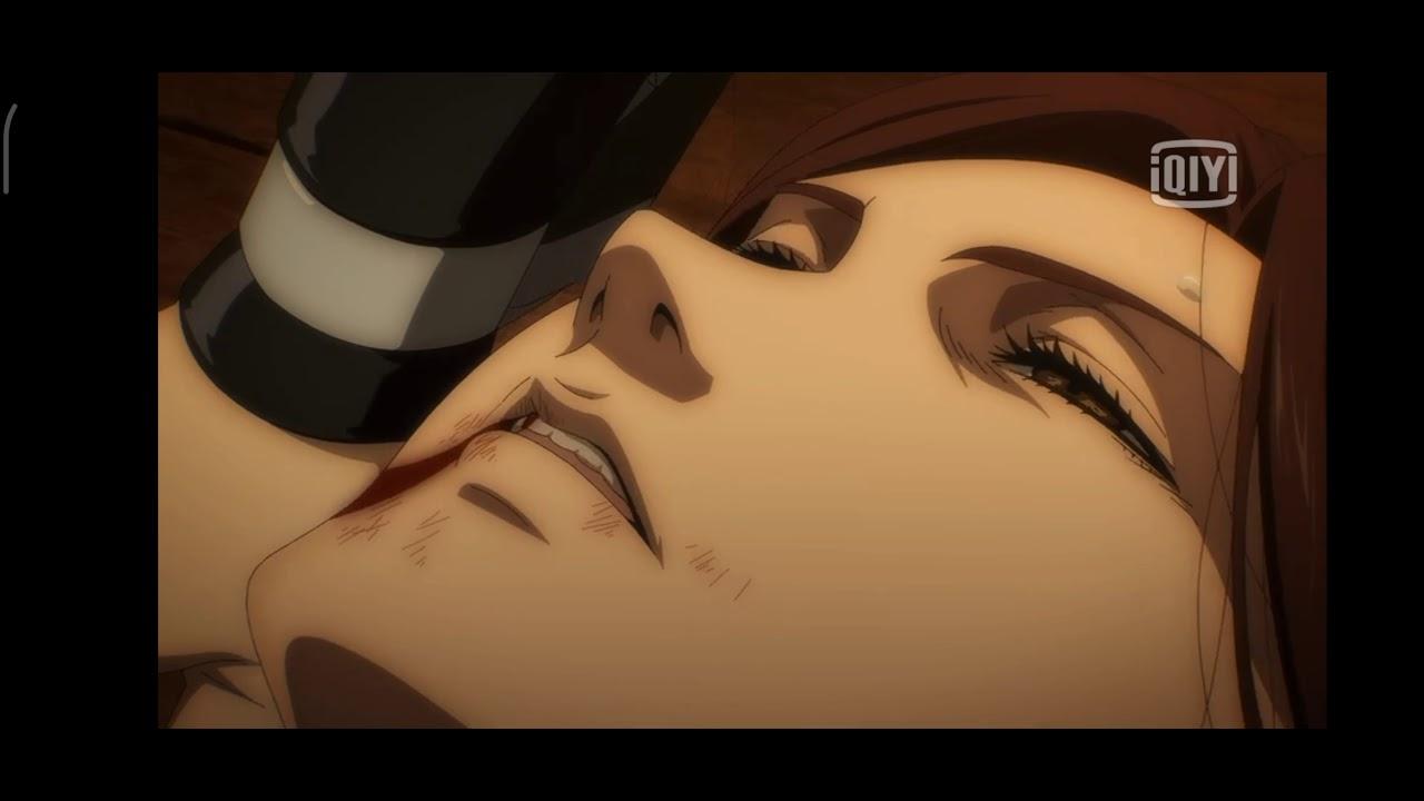 Download Attack On Titan Season 4 Episode 8    Sasha Braus death scene