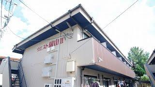 JR三門駅近く 1K アパート 岡山市北区葵町