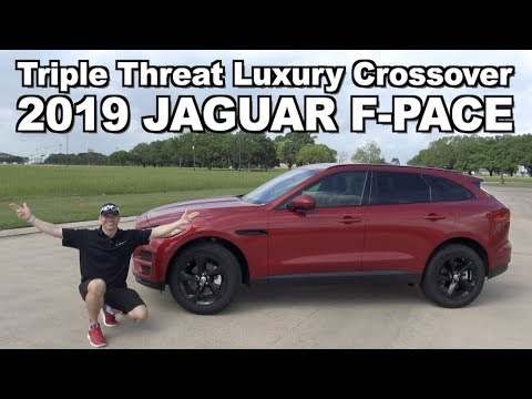 Drive and Review: 2019 Jaguar F-Pace on Everyman Driver