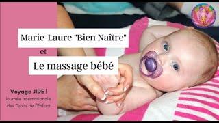 """Voyage JIDE ! Marie Laure """"Bien Naître"""""""