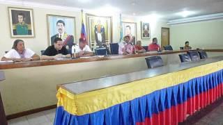 Rueda de Prensa de Concejales del Municipio Anaco X