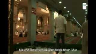 Adab-adab Rasulullah SAW ketika berada di masjid