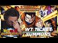 THE DESPAIR ARC BEGINS! World Tournament Banner Summons | DBZ Dokkan Battle