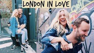 A WEEKEND OF LOVE || EXPLORE LONDON || Elanna Pecherle