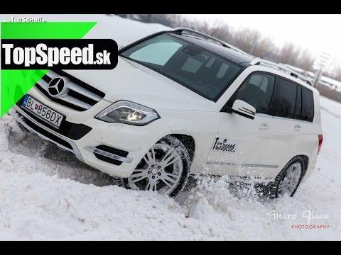 Test: Mercedes Benz GLK 220 CDI TopSpeed.sk