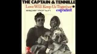 THE CAPTAIN & TENNILLE love will keep us together ingles,español