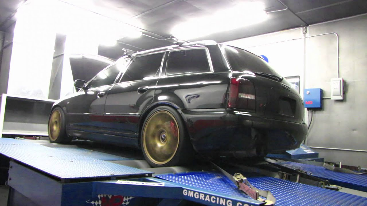 My Rs6 Turbo D Audi B5 S4 Avant On The Dyno 466 Awhp 474