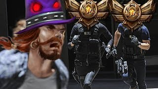 Can FULL AP GANGPLANK Escape from Bronze?