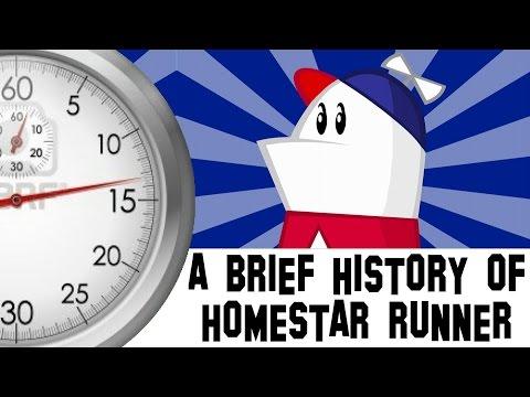 A Brief History of Homestar Runner