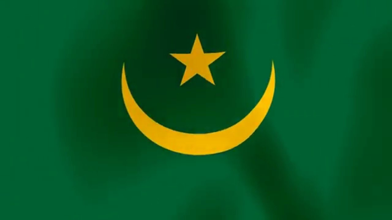 Mauritania National Anthem (Instrumental)