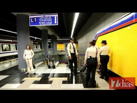 Segunda línea del Metro Santo Domingo a toda máquina
