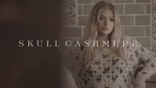 Josie Canseco for SKULL CASHMERE