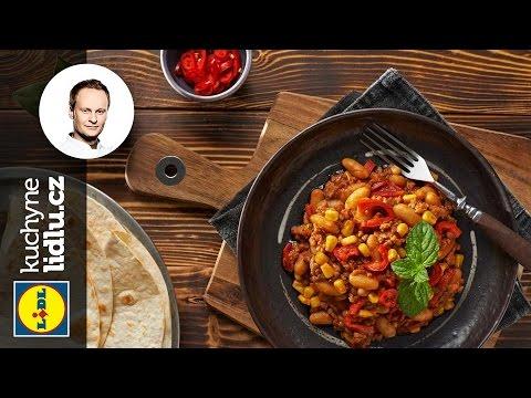 Vaříme s fazolemi