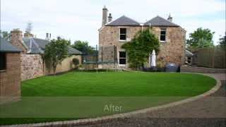 2012 Garden Design - Scottish Borders