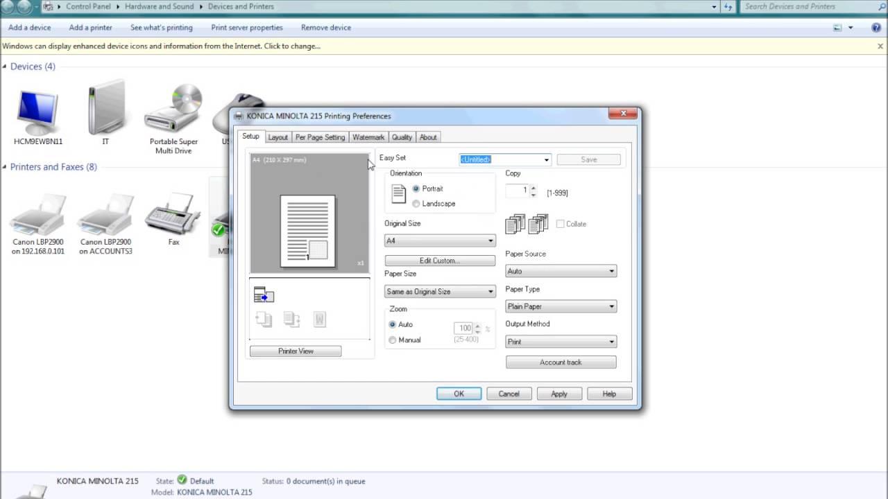 konica minolta c360 drivers for windows 10