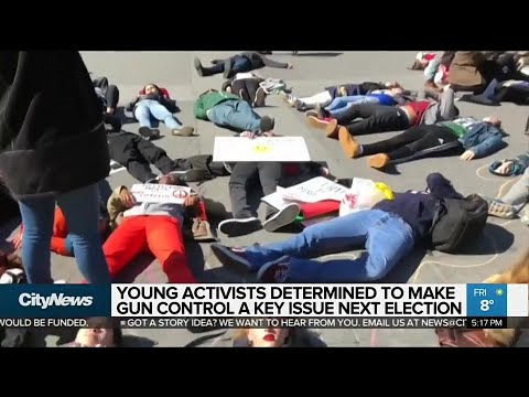 Students stage walkout on Columbine anniversary