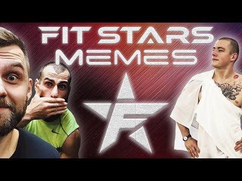 FitStars Memes. Приколы с командой фитстарс.