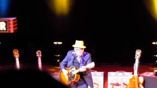 Elvis Costello 6-14-14 Welcome to the Working Week