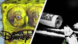 10 teorii z kreskówek które zniszczą ci dzieciństwo