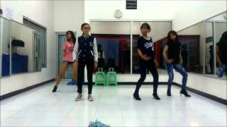 practice dance cover 4l move