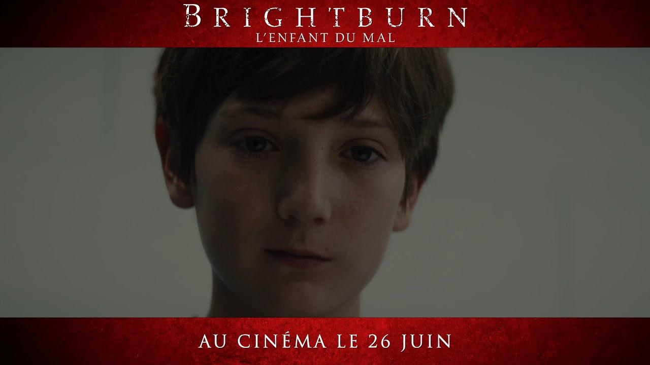 """Brightburn – L'Enfant du Mal - TV Spot """"Deadlier"""" 20s"""