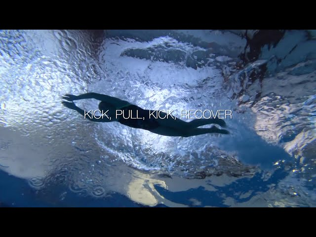 Swimming strokes tutorial