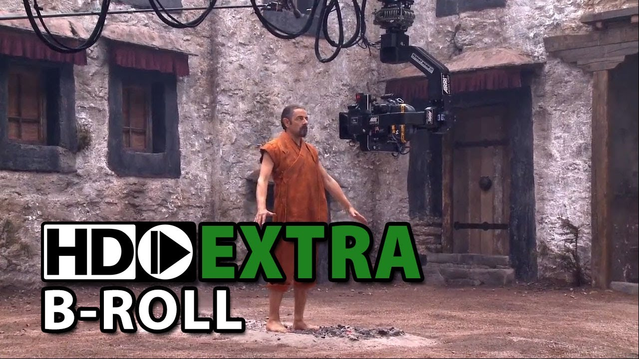 Download Johnny English Reborn (2011) Part1 - B-Roll, Making of & Behind the Scenes