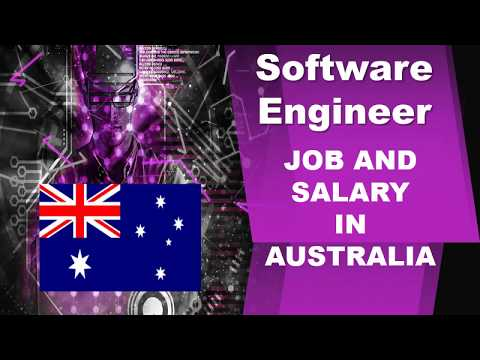 Software Engineer Salary In Australia - Jobs And Wages In Australia