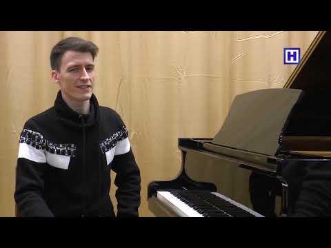 Смотреть клип Леонид Ларионов. Музыка есть во всём. онлайн бесплатно в качестве