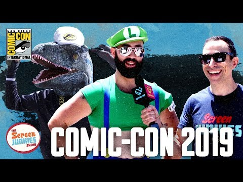Comic-Con 2019 Roundup! Cosplay, Fan Theories & More!