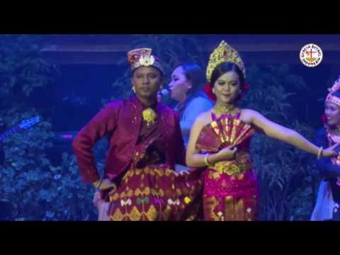"Perayaan HUT GBI ke-46 ""Excellent Service"" di GBI Rock (Lembah Pujian), Bali"