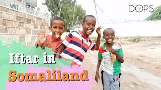 IFTAR LIKE A LOCAL - SOMALILAND, EAST AFRICA