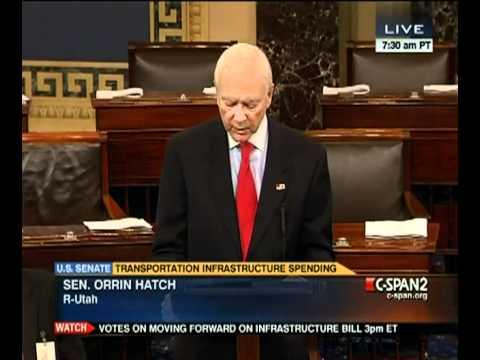 Senate Session 2011-11-03 (10:00:09-11:07:35)
