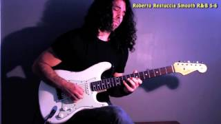 feeling the groove roberto restuccia jams with a cbg backing track