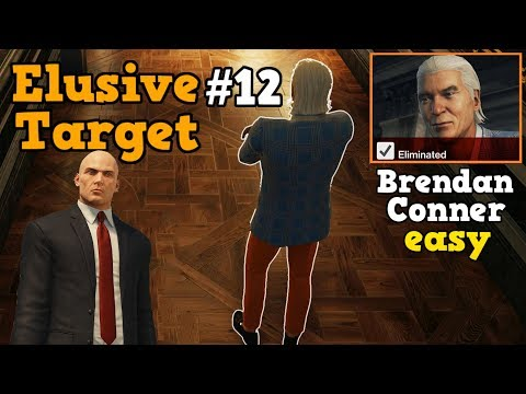 HITMAN Elusive Target #12 The Identity Thief Easy Guide