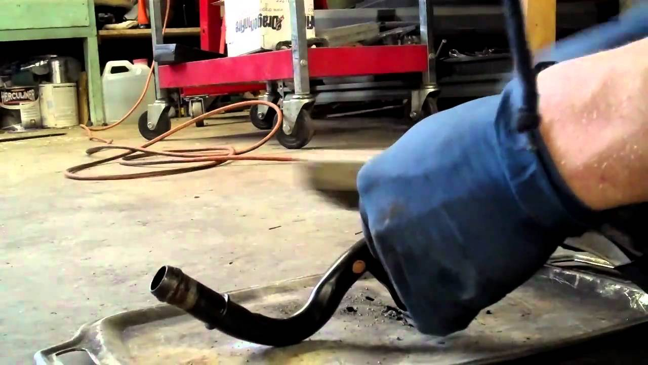 How To Fix The Heater Pipe On Your Ford Windstar 3 8l Youtube