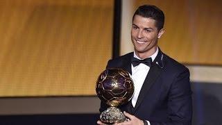 بعد اليورو والأبطال .. رونالدو يقترب من حسم الكرة الذهبية