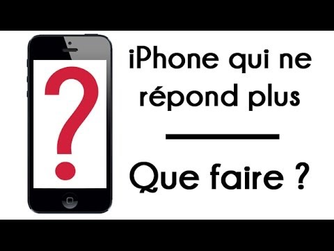 Iphone qui ne r pond plus que faire youtube - Plancher qui grince que faire ...
