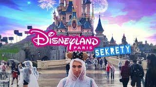 10 sekretów Disneylandu!  Disneyland Vlog | Agnieszka Grzelak Vlog