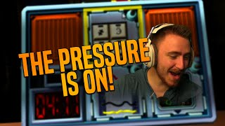 THE PRESSURE IS ON (Keep Talking and Nobody Explodes)