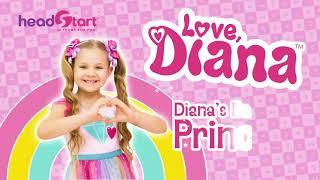 Love Diana Baby Doll Princess